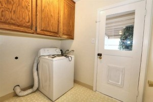 Laundry Room Before